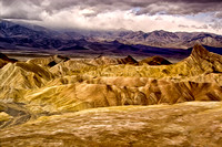 Zabriskie Point Death Valley CA